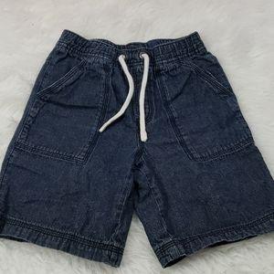 5/$25 Toughskins boys size 5/6 shorts